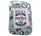 Albi Zippered bag in a handbag with the name Irena 42 x 41 x 11 cm
