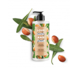 Love Beauty & Planet Shea butter and Sandalwood shower gel for rich hydration 500 ml