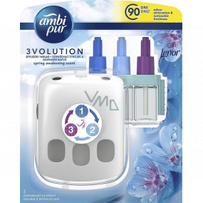 Ambi Pur 3 Volution Spring electric air freshener complete machine 20 ml