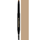 Dermacol Eyebrow Perfector Automatic eyebrow pencil with brush 01 3 g