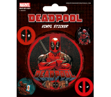 Epee Merch Deadpool Vinyl stickers 5 pieces