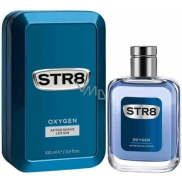 Str8 Oxygen voda po holení 50 ml