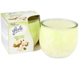 Glade by Brise Bali Sandalwood & Jasmine scented candle in glass burning time up to 30 hours 120 g