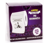 Albi Wedding Witty Toilet For New Wives, Gift Toilet Paper 20 m