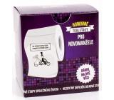 Albi Svatební vtipný toaleťák Pro novomanže, Dárkový toaletní papír 20 m
