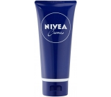Nivea Creme basic care cream in a 100 ml tube