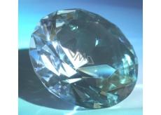 Feng Shui Crystal Diamond 8 cm