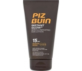 Piz Buin Instant Glow SPF15 Brightening Sun Lotion with Instant Radiant Effect 150 ml