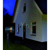Annas Collection LED Laser 4x Features Sky - Fixed, Red / Green