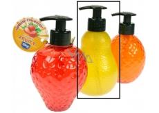 Elina Med Fruit Citron Liquid Soap 300 ml dispenser