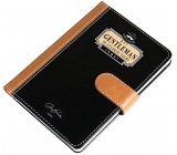 Do not Buy The Real Gentlemen League The Luxury Notebook Being GENTLEMAN is a matter of choosing 10.5 x 15 x 1.5 cm