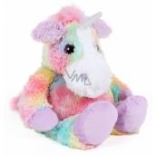 Albi Warm plush toy Rainbow unicorn 25 cm x 20 cm 750 g