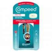 Compeed patch for blisters sports heel 5 pieces