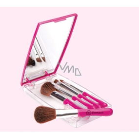 Dermacol Cosmetic Brush Palette 5 Piece