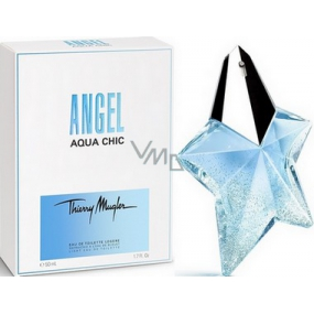 Thierry Mugler Angel Aqua Chic EdT 50 ml eau de toilette Ladies