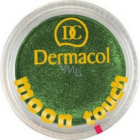 Dermacol Moon Touch Mousse eye shadow foam with moon glitter 11 4.9 g