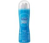 Durex Play Feel lubrikační gel s pumpičkou 50 ml