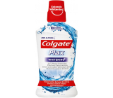 Colgate Plax Whitening mouthwash with a whitening effect of 500 ml