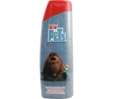 The Secret Life of Pets 2in1 hair shampoo and conditioner for children 400 ml
