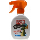 Mika Pufík Kids Panthenol 6% after-sun lotion for children 300 ml sprayer