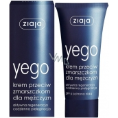 Ziaja Yego Men Anti-Wrinkle Cream For Men 50 ml