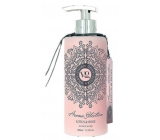 Vivian Gray Aroma Selection Lotus & Rose luxury liquid soap with 400 ml dispenser