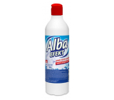 Alba Efekt Liquid synthetic starch for laundry with a proven recipe of 500 g