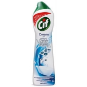 Cif Cream white abrasive cleansing liquid sand 500 ml