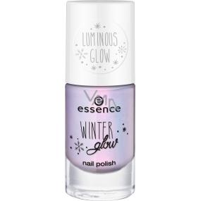 Essence Winter Glow Nail Polish nail polish 03 Lumos 8 ml