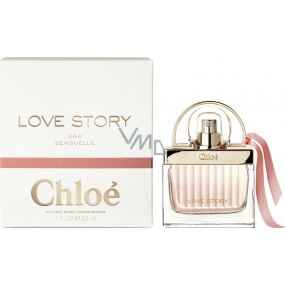 Chloé Love Story Eau Sensuelle Eau de Parfum for Women 30 ml