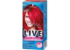 Schwarzkopf Live Ultra Brights or Pastel barva na vlasy 092 Pillar Box Red