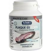 Dr. Clauders Plaque EX Forte reduces the risk of dental plaque dog food supplement 100 g