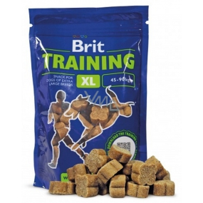 Brit Training Snack Supplementary food for adult dogs of extra large breeds 45 - 90 kg XL 200 g