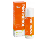 Topvet Panthenol + Milk 11% regenerates burnt, irritated and cracked skin 200 ml
