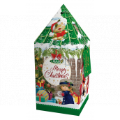 Liran Christmas pack of green tea Tower green 20 x 2 g