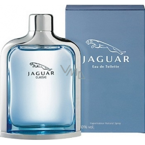 Jaguar Classic eau de toilette for men 40 ml