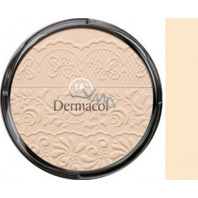 Dermacol Compact Powder pudr 01 8 g