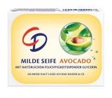 CD Avocado s glycerinem toaletní mýdlo125 g
