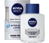 Nivea Men Silver Protect voda po holení pro muže 100 ml