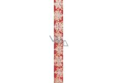 Alvarak Textilní návin vánoční potisk mix barev a velikostí 2-3 m 1 kus