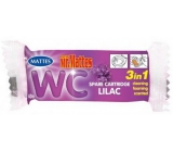 Mr. Mattes 3in1 Lilac Toilet hinge refill 40 g
