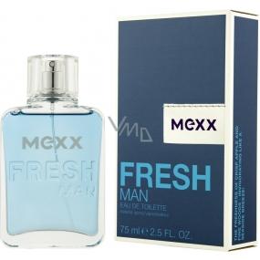 Mexx Fresh Man EdT 75 ml eau de toilette Ladies
