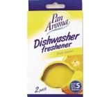 Mr. Aroma Dishwasher Freshener Fresh Lemon dishwasher 2 pieces
