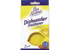 Mr. Aroma Dishwasher Freshener Fresh Lemon dishwasher fragrance 2 pieces