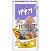 Bella Happy 4+ Maxi Plus 9-20 kg diaper panties 44 pieces