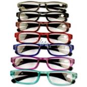 If Reading glasses +1.0 plastic