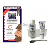 Blondépil Color for beard and hair without ammonia No.60 natural light brown to light brown and blond beard