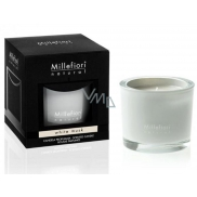 Millefiori Natural White Musk - White Musk Scented candle 30-60 hours180 g