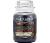 Yankee Candle Blue Twilight Storm - Twilight Sunburst Classic Large Glass 623 g