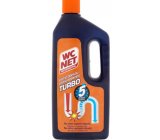 Wc Net Turbo gel waste cleaner for passable and hopelessly clogged waste 1 l